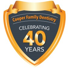 40th Anniversary Celebration Logo