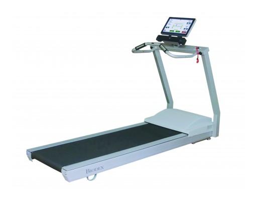 Simbex and Biodex Partner to Add Perturbation Training to the Biodex Gait Trainer 3 Treadmill