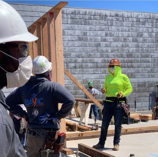 Young Workers Build Homes, Build Skills and Build Prospects