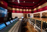 The Media Center includes facilities for music soundtracks and audio post-production. All three Music Scoring Rooms are equipped with the custom designed Clearsound audio systems to ensure the highest quality of sound.