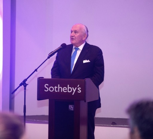 American Friends of Cité Du Vin Raise Over $300,000  at Sotheby's Benefit Auction & Dinner to Support Naming of Thomas Jefferson Auditorium