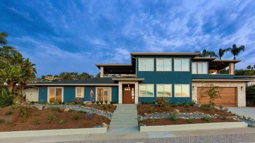 Anderson White & Associates New Construction Soaring in La Jolla