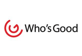 Who's Good: Logo