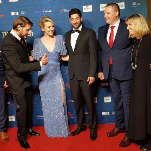 Croatia and Hollywood Meet at US Film Premier of 'The Eighth Commissioner' in the Movie Capital of the World to Celebrate Croatian Film, Food and Wine