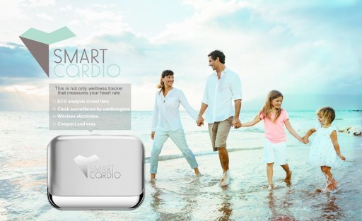 SmartCardio Wants to Save Lives by Monitoring Heart Health