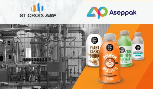 Aseppak and St Croix ABF Sign Agreement That Will Usher in a New Era in Aseptic Beverage Innovation