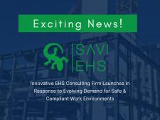 Exciting News! SAVI EHS