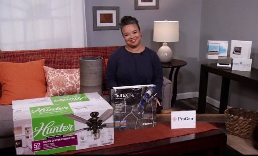 Fall Home Décor From the Queen of Design Kim Myles on Tips on TV
