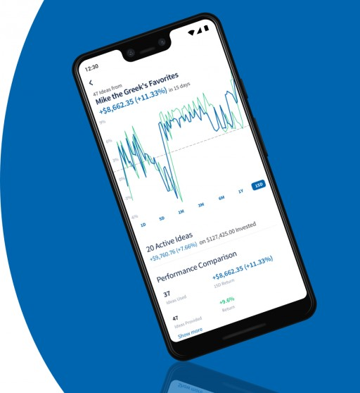 Trade Exchange Launches App That Connects Self-Directed Investors to Verified Investment Experts - Who Only Get Paid for Winning Ideas