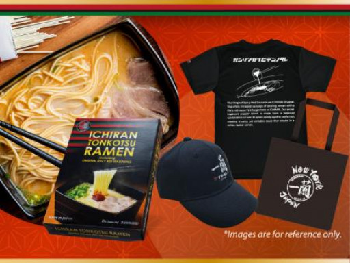 ICHIRAN's First Lucky Bag Event in America!