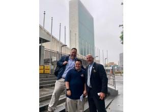 Long Island Entrepreneurs at the United Nations