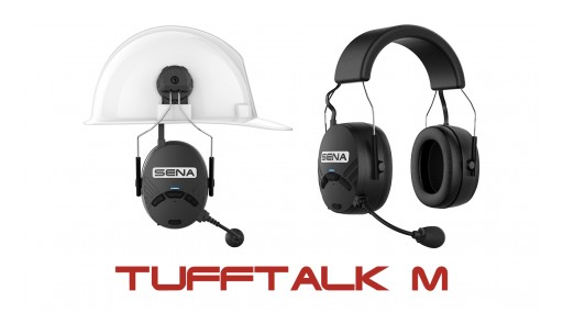 Simplify Jobsite Communication With the All-New Tufftalk M Headset by Sena Industrial