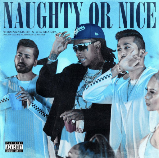 THEMXXNLIGHT Releases NEW R&B Single 'NAUGHTY or NICE' Featuring Wiz Khalifa