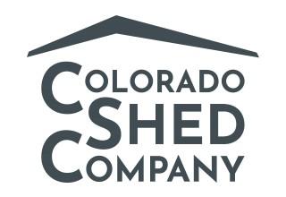 The New Colorado Shed Company Logo