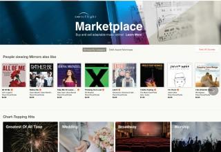 Noteflight Marketplace