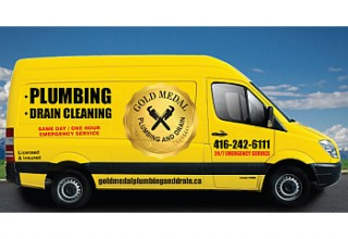 Gold Medal Plumbing and Drain