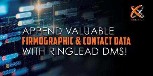 RingLead Delivers Valuable Insight Into Buyers With Data Enrichment and Custom Data Services
