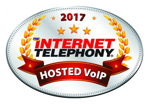 Exordium Networks, Inc. Awarded a 2017 INTERNET TELEPHONY Hosted VoIP Excellence Award
