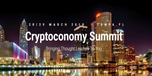 Cryptoconomy Summit Launches Their Inaugural Event in Tampa