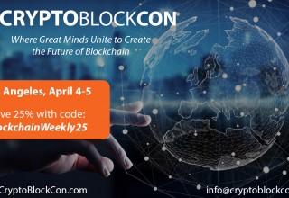 CryptoBlockCon and Blockchain Weekly