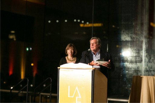 Landscape Architecture Foundation (LAF) Presents Annual Founders' Award 2016