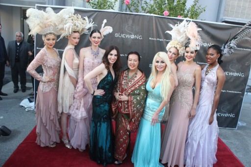 Actresses Dawna Lee Heising and Vida Ghaffari Team Up on Eye on Entertainment