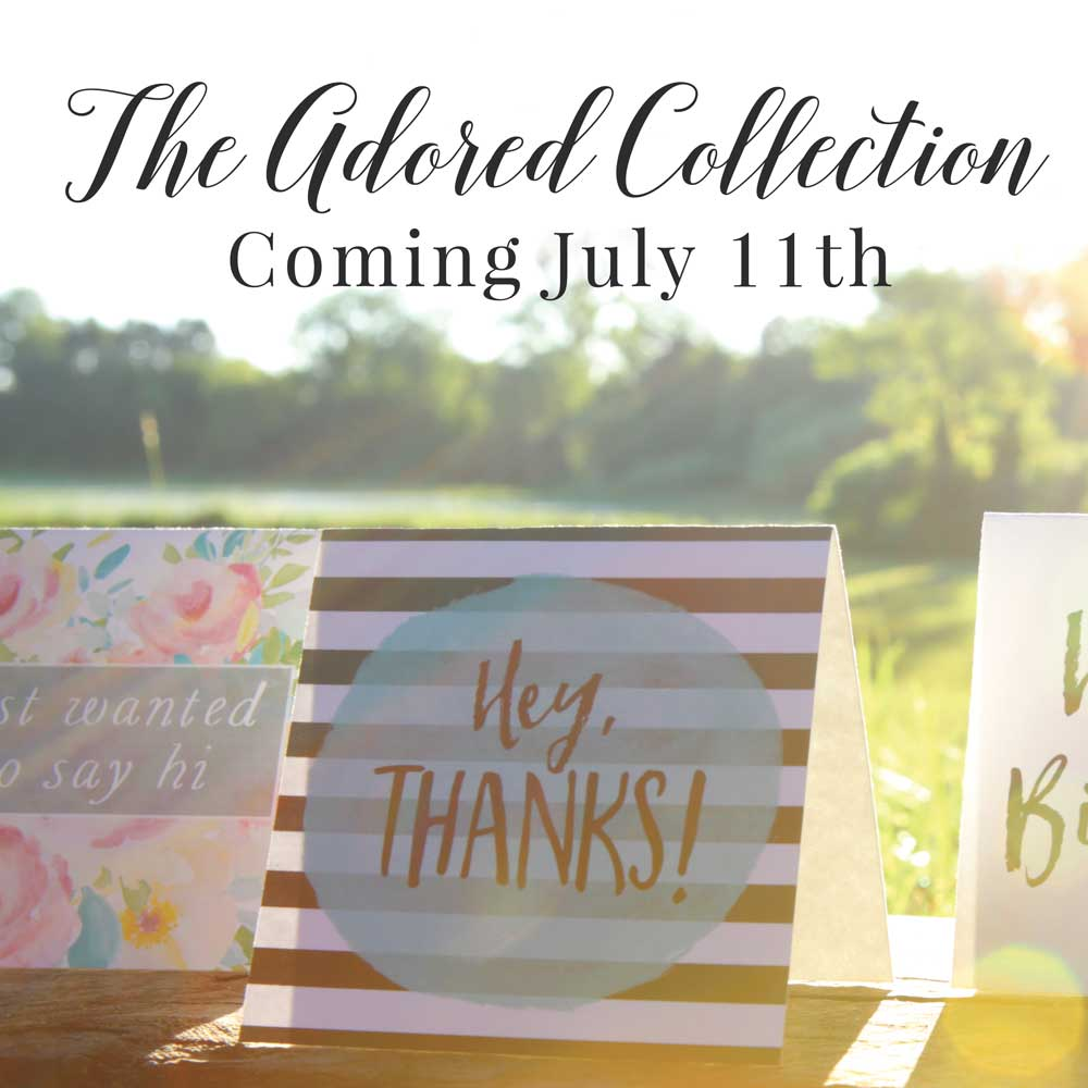 Saved By Grace Design Co Creates New Greeting Card Product Line