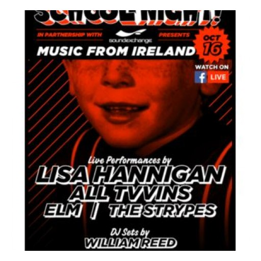 IrelandWeek's School Night with Music From Ireland