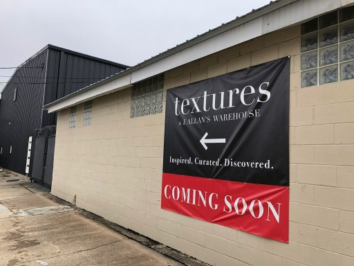 J. Allan's Furniture Announces Opening of Textures Warehouse in New Orleans