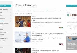 Violence Prevention Topic