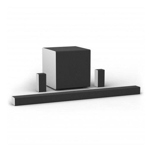 VIZIO's All-New 2018 Home Theater Sound Systems With Dolby Atmos® Bring Immersive Cinematic Audio to Canadian Living Rooms