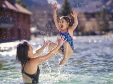 Family fun at Glenwood Hot Springs