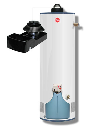 Rheem Technology Steps Water Heaters Ahead With Energy