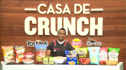 Chef Chris Scott Shares a Tasty Tour of New Snacks From Frito-Lay at the Big Game on Tips on TV Blog