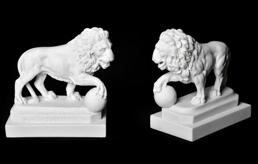 St. Augustine Loves Lions Announces New Marble Replicas of the Lion Statues on the Bridge of Lions