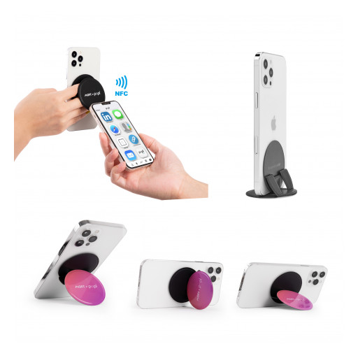 MOFT Launches NFC Feature Phone Stand in Collaboration With Popl