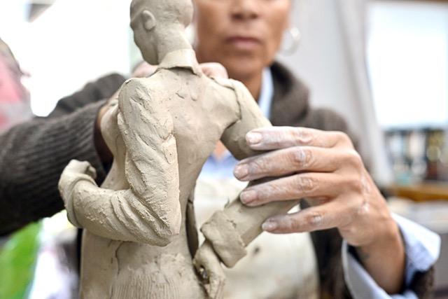 Image result for dana king sculpture