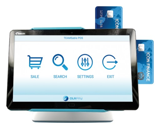 TEAMSable Payment Terminals Will Be Distributed by POSDATA in North America