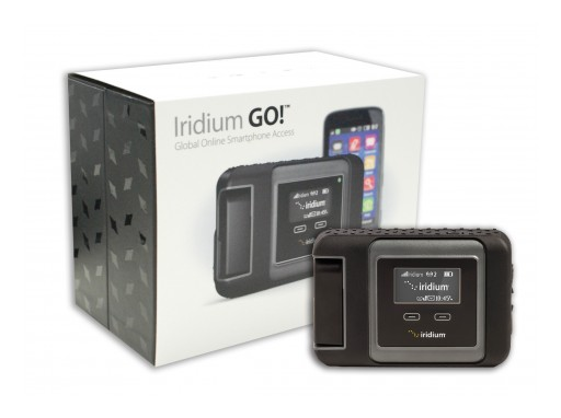 Beam Communications Receives Another Iridium GO!® Order