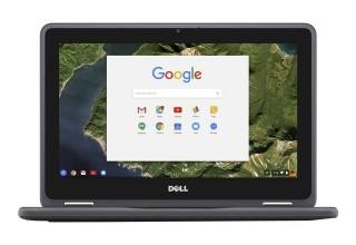 "Dell Chromebook 113189 11.6"" Touch (4GB) Black"