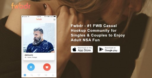 Fwbdr, a Newly Launched FWB Dating App, Dedicates to Pure FWB Casual Connections