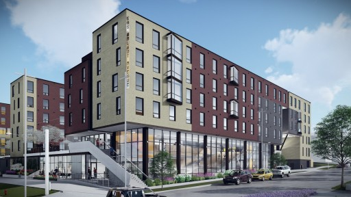 University Student Living Commences Construction of  Student Housing Development Near Syracuse University