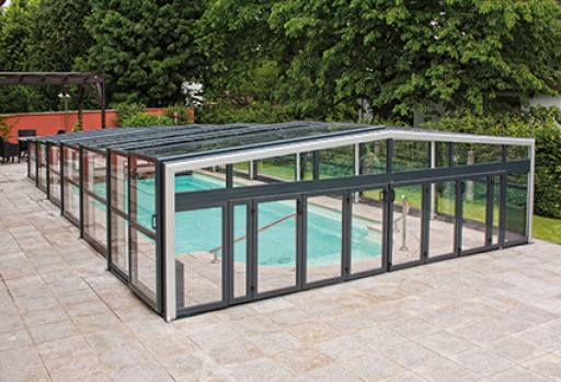 Excelite Introduces a New Swimming Pool Enclosure Design (Model G) - Looking for Dealers All Around the World