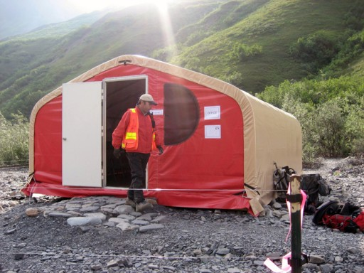 Society of Exploration Geophysicists Features Alaska Structures at International Exposition