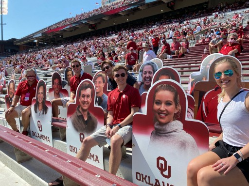 Candid Color Systems is Helping OU Sooner Fans Connect to the Game