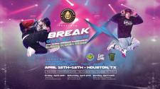 Break X Grand Jam Official Flyer