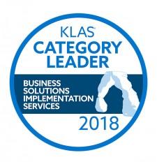 KLAS Category Leader