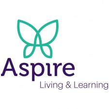Aspire Living and Learning Logo