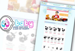 ANB Baby Home Page