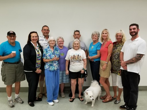 Narconon Suncoast Promotes Prescription Drug Safety at Gulfport Neighborhood Watch